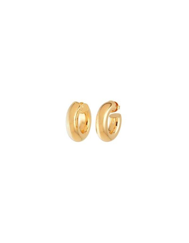 Martha Calvo Martha Calvo Donut Hoop Earrings