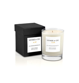 Voyage ET CIE St. Barths Amber Highball Candle