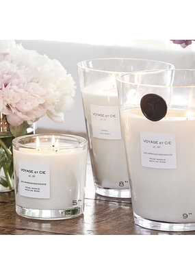 Voyage ET CIE St.Barths French Cut Wide Candle