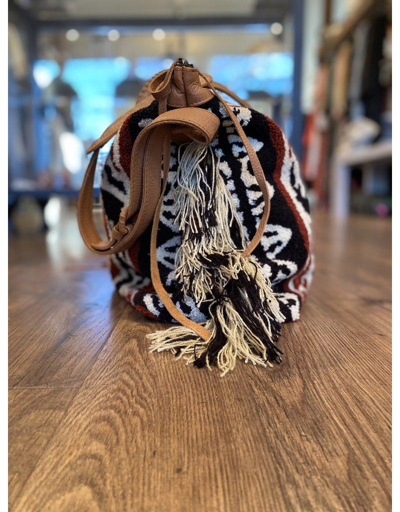 Cleobella Cleobella Fringe Overnight Bag