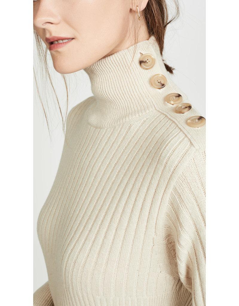 See By Chloe See by Chloe Turtleneck Sweater Dress