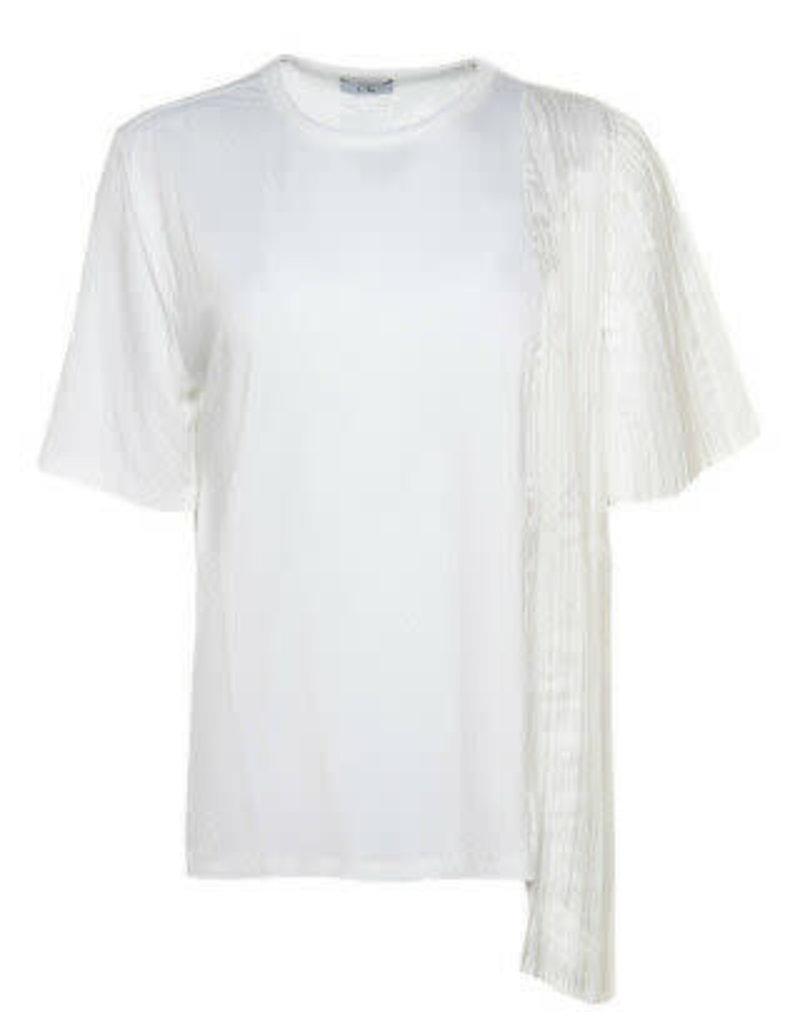 Clu Clu Pleat Detail Shirt