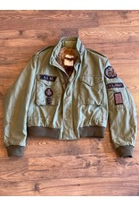 AS65 AS65 Army Bomber Jacket