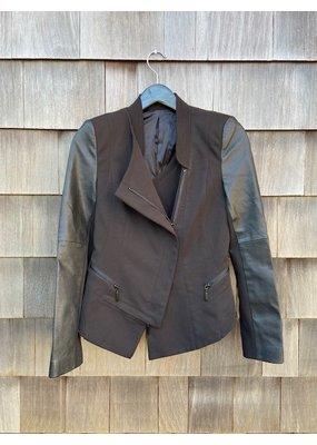Chris Gramer Leather Jacket