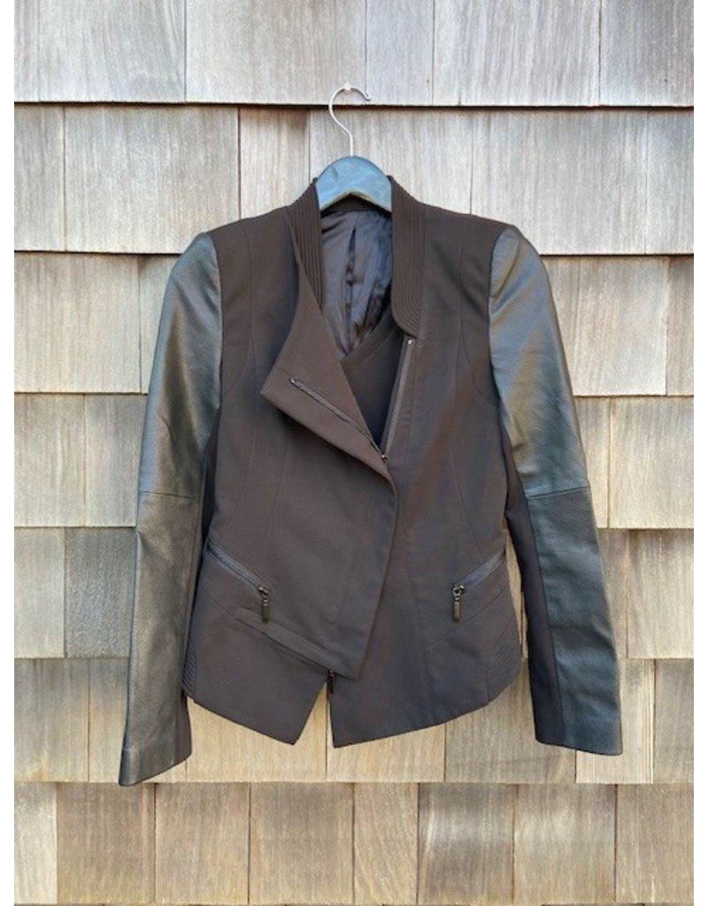 Chris Gramer Chris Gramer Leather Jacket