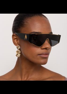 Linda Farrow The Attico Carlijn Shield Sunglasses