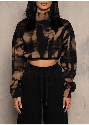 Vintage Souls Turtleneck Crop