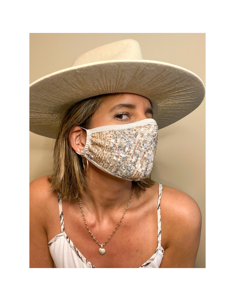 OPD OPD Sequin Mask