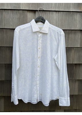 Tintoria Mattei Linen Button Down