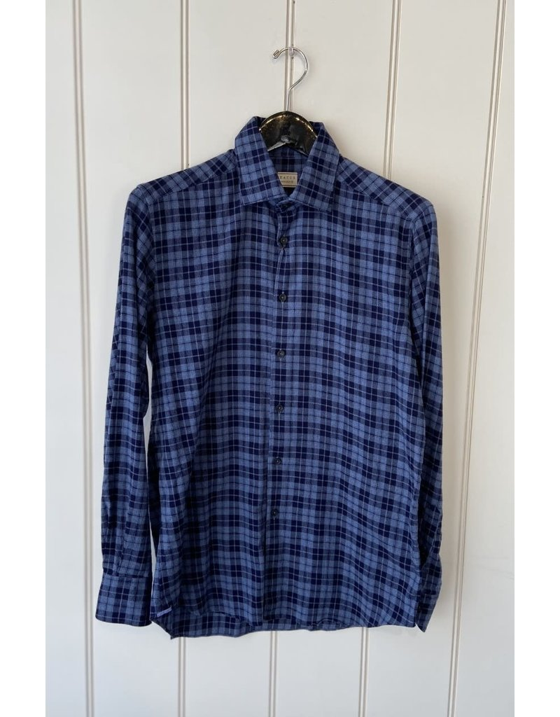 Xacus Xacus Flannel Button Down