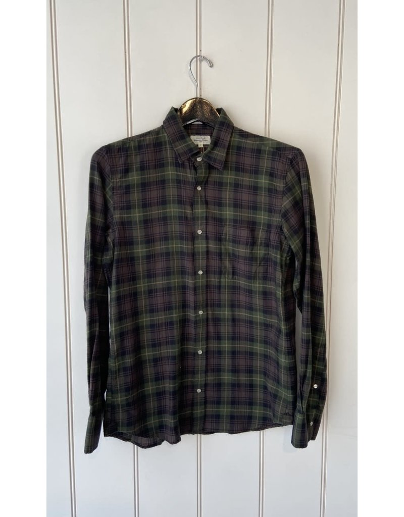 Hartford Hartford Stormy Woven Shirt