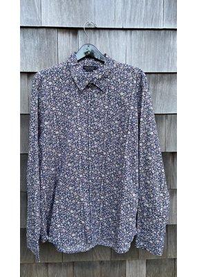 Velvet Woven Shirt