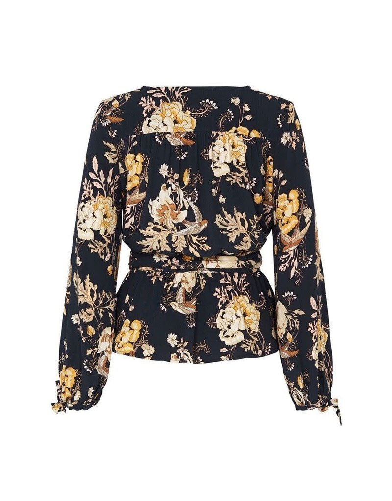 Spell And The Gypsy Spell &The Gypsy The Rosa Wrap Blouse