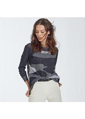 Cotton By Autumn Cashmere Camo Sweatshirt