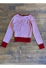 Happy Sheep Happy Sheep Round Neck Short Sweater