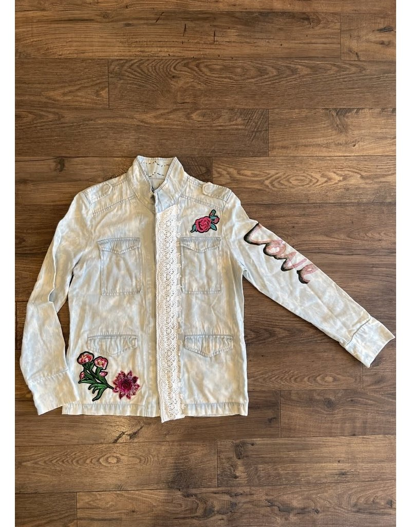 Generation Love Generation Love Custom Jacket