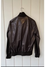 Closed Closed Leather Jacket