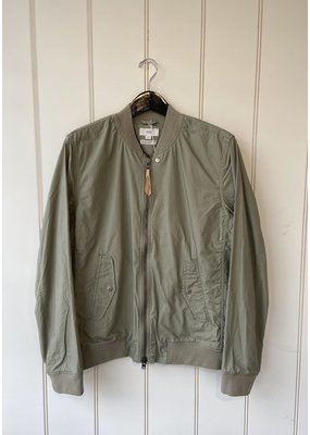Closed Unlined Bomber