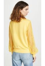 Clu Clu Lace Pullover