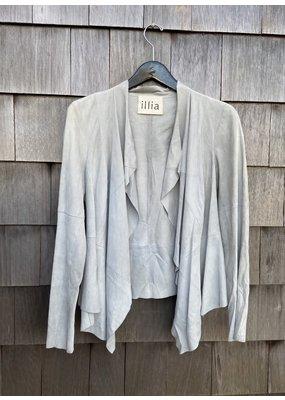 Illia Goat Suede Jacket