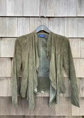 Illia Drape Jacket