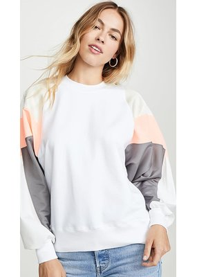 Clu Color Blocked Pullover