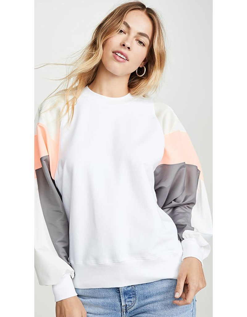 Clu Clu Color Blocked Pullover