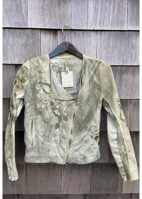 Roncarati Floral Jacket