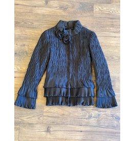 Di Bello Carmel Pleated Jacket