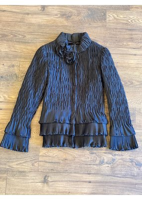 Di Bello Carmel Pleated Jacket