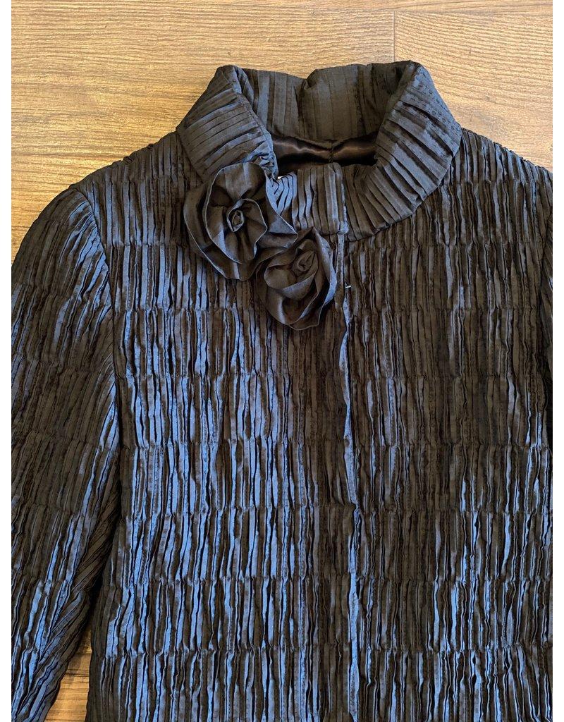 Di Bello Di Bello Carmel Pleated Jacket