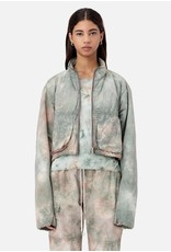 John Elliott John Elliott Silk Nylon Cropped Jacket
