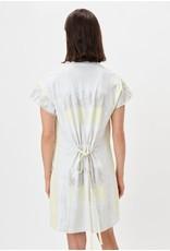 John Elliott John Elliott Reconstructed Tie Dye Dress