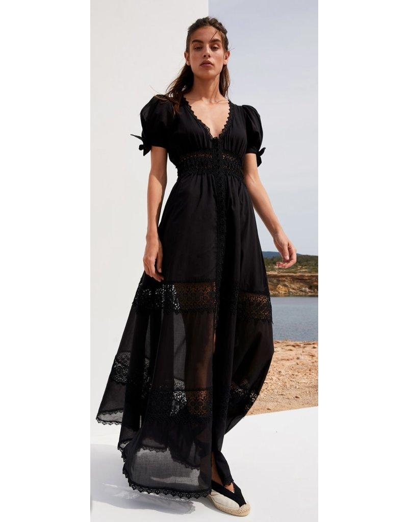 Charo Ruiz Charo Ruiz Thelma Long Dress