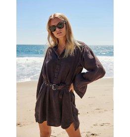 Overlover Sunshine Vintage Linen Dress