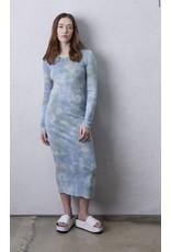 Raquel Allegra Raquel Allegra Long Sleeve Layering Dress