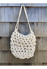 Alienina Alienina Anne Shoulder Bag Natural White