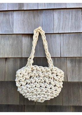 Alienina Woven Handle Bag NW