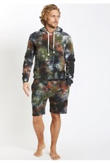 Sol Angeles Sol Angeles Olive Marble Pullover Hoodie