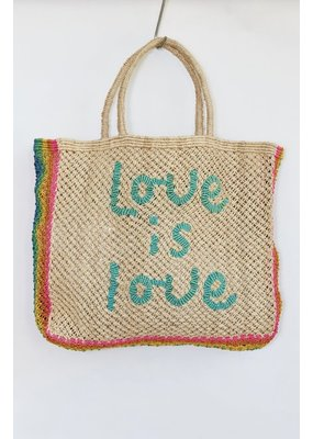 The Jacksons Love Is Love Tote