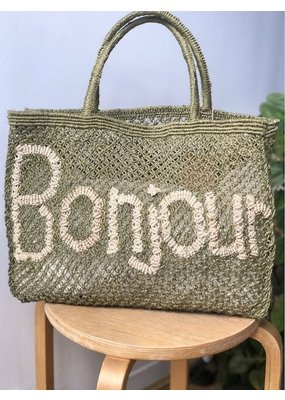The Jacksons Bonjour Tote