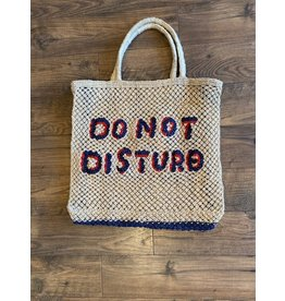 The Jacksons Do Not Disturb Tote