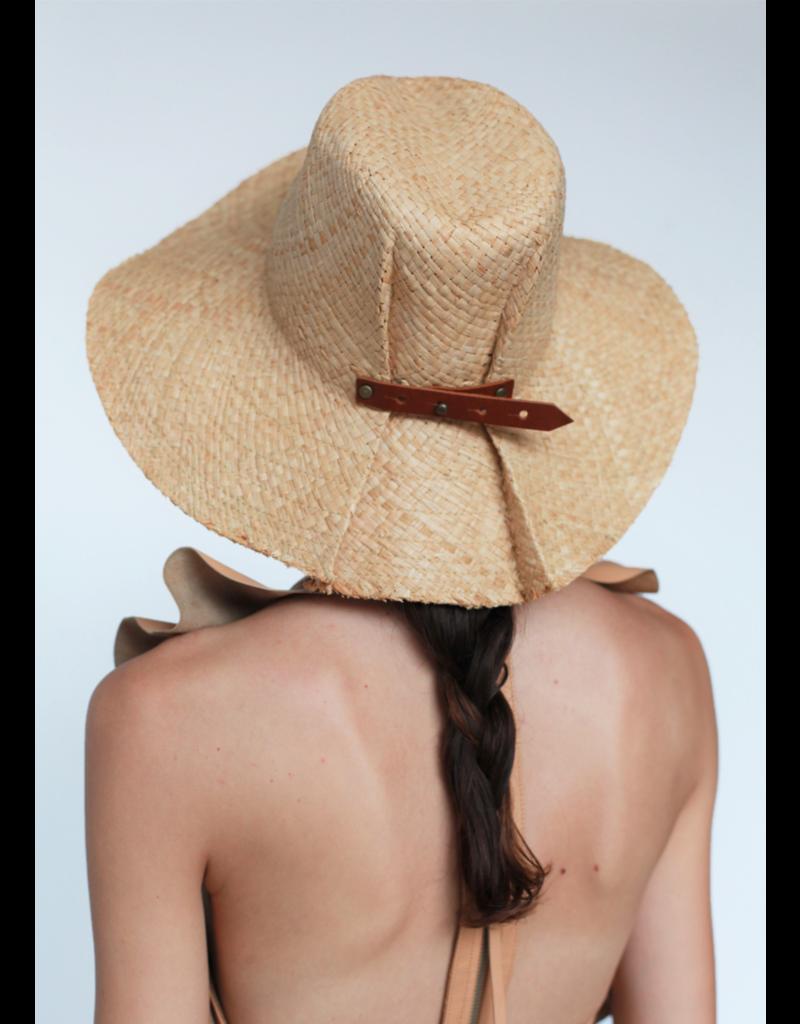 Lola Lola Commando Hat Natural