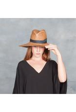 Lola Lola Snap First Aid Hat Caramel/Pewter