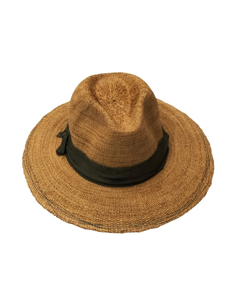 Lola Lola Rise n' Shine Hat Tobacco/Sea Weed