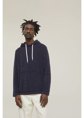 Closed Terry Cloth Hoodie