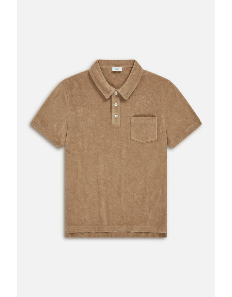 Closed Closed Terry Cloth Polo Shirt