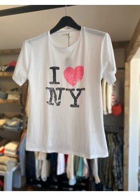 6397 I Love NY Tee
