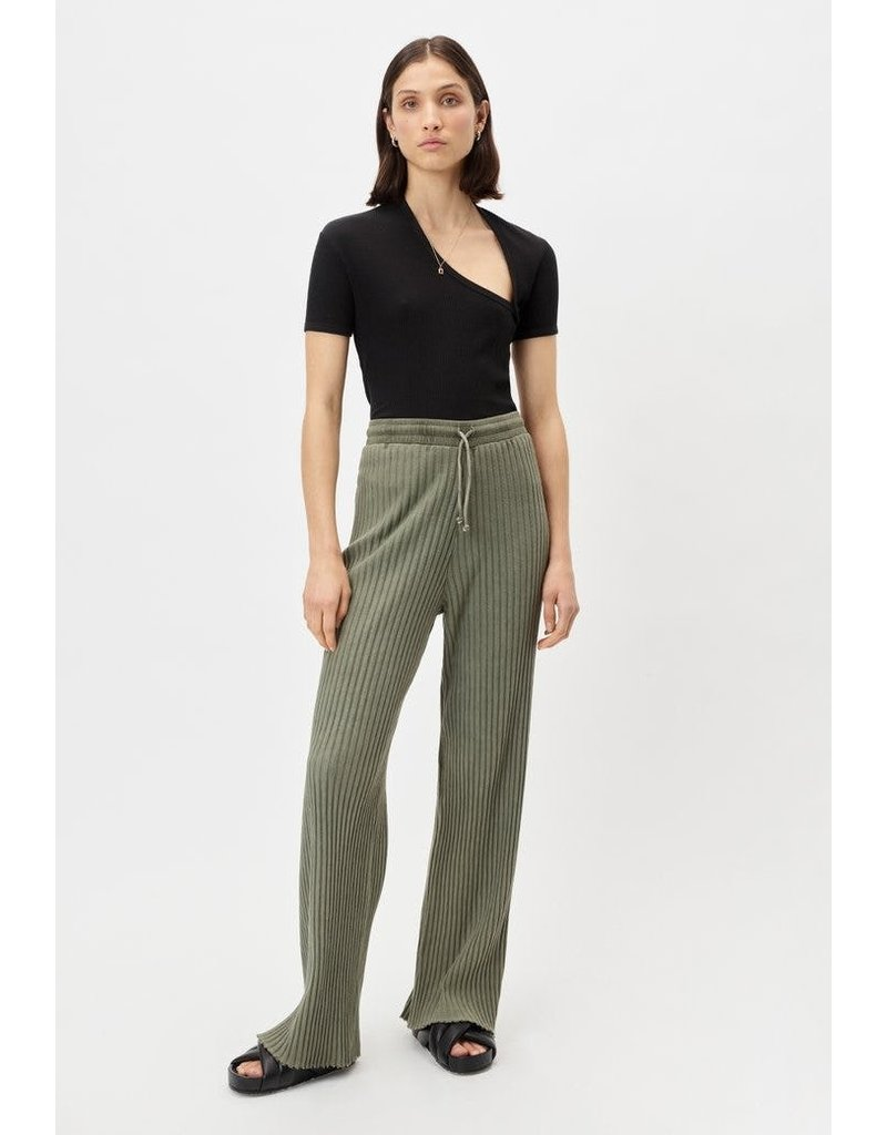 John Elliott John Elliott Ribbed Terry Sweatpants Brush
