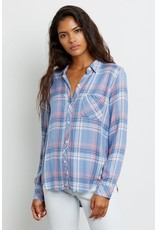Rails Rails Hunter Plaid Top